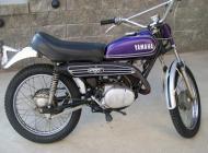 1972 Yamaha LT-2
