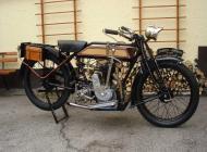 1925 James Motorcycle