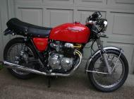 1975 Honda CB400/4