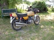 1972 Kawasaki S1