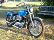 1971 Harley Davidson XLH
