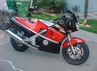 1985 Kawasaki ZX600R A1