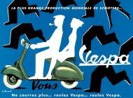 Poster Villermot 1954