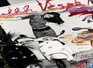2002 Vespa Calendar