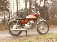 1974 Suzuki T350R