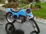 1972 Rickman 125-MX