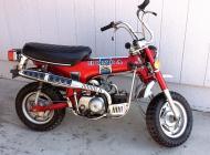 1971 Honda CT70