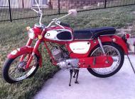 1966 Suzuki K10P