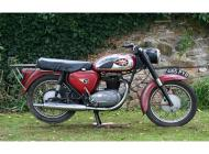 1962 A65 Star Twin