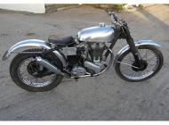 1956 Ariel HT5 Trials