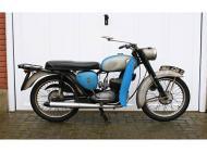 1966 BSA D7 Bantam Super