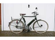 1954 Vincent Firefly Cyclemotor & Raleigh Bicycle