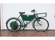 1953 Cyclemaster & Tradesman's Bicycle