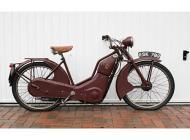 1947 New Hudson Autocycle