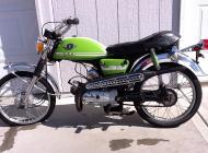 1971 Suzuki 50 Maverick
