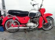 1966 Honda C95 Benley