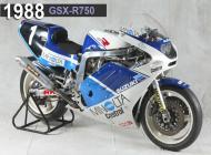 1988 Suzuki GSX-R750