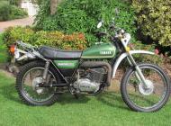 1974 Yamaha DT360A