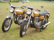 1971 Yamaha XS1B
