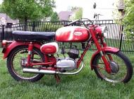 1967 Wards Riverside Benelli 125
