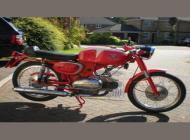 1957 Motobi 125cc