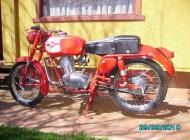 1962 Gilera Guibileo 125