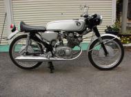 1963 Honda CR93