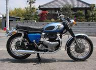 1968 Kawasaki W1S 650