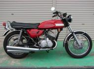 1970 Kawasaki H1 500