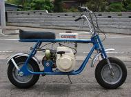 1971 Kawasaki Coyote MB1A