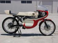 Yamaha Factory Prototype 90cc Road Racer NT2