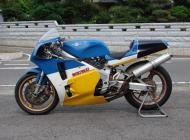 Moriwaki Zero VX-7 Honda RC30