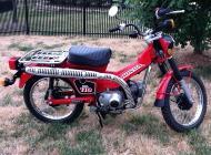 1986 Honda Trail 110