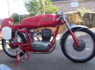 1958 Bianchi Tonale 175cc