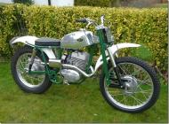 1966 DoT 250cc Alpha Trials