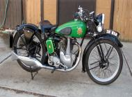1938 BSA Empire Star 350