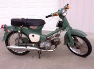 1966 Honda C90 Cub