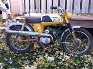 1968 Yamaha Bearcat