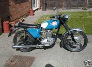 1970 BSA B44 441cc