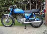 1981 Suzuki SB200