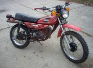 1978 Yamaha DT100