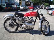 1961 Matchless G12 CSR