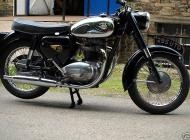 1962 BSA A65 Star
