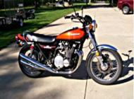 Kawasaki 900 Z1 1972