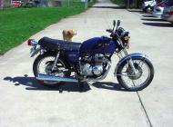 Honda CB400F 1975