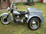 1971 Harley Davidson Servi Trike