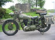 1944  Triumph 3HW 350cc