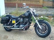 Harley Davidson FXWG 1340 Shovelhead
