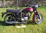 1962 Triumph Speed Twin 5TA