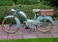 Paloma PAL French moped